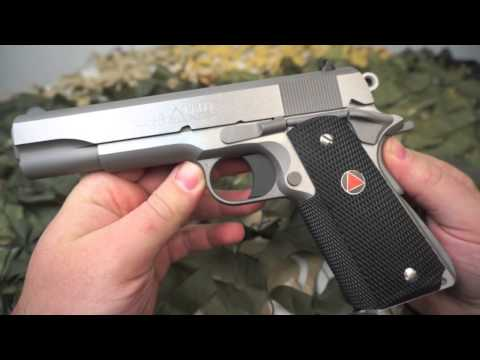 Colt Delta Elite 10mm 1911 Series 80 Pistol Review - Texas Gun Blog