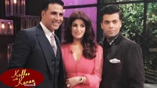 Akshay Kumar has few extra inches than Khans says Twinkle Khanna