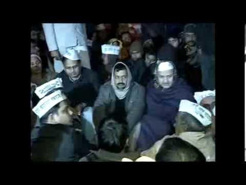 Arvind Kejriwal VS Delhi police continues