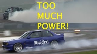 1250HP BMW E30 S54 TURBO & 1100HP 2JZ M3 TURBO!