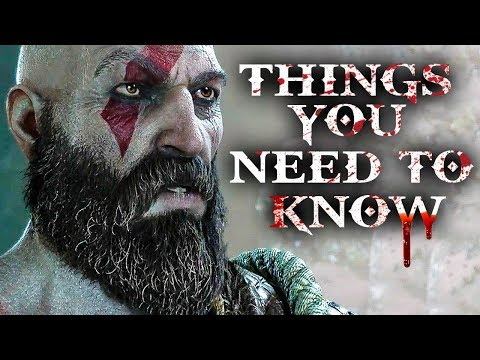 GOD OF WAR - 10 Things You Need To Know thumbnail