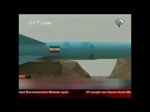Iranian Military Domestic Technology, Surface to sea missiles, S 300, hidden silos Shahab 3