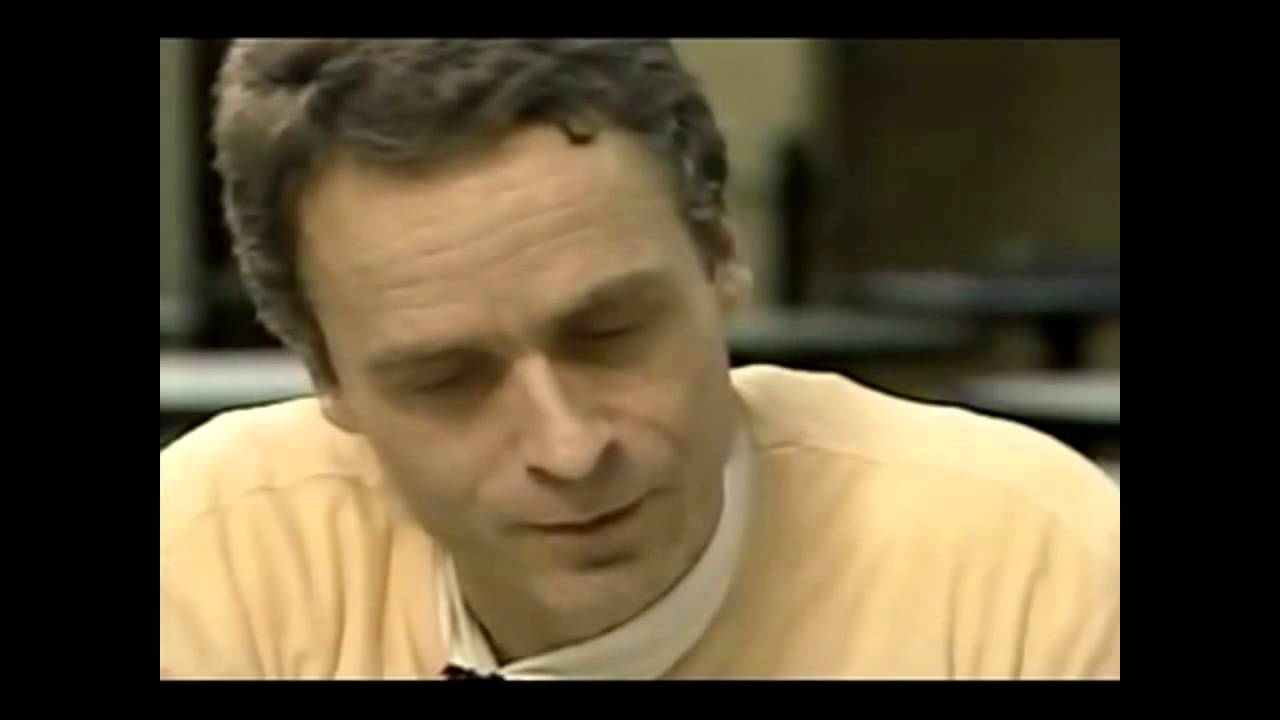 Ted Bundy interview - Psycho Killer - YouTube