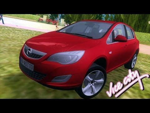 Opel Astra 2011