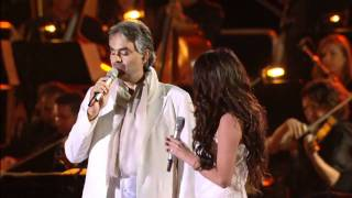 Hd Andrea Bocelli Sarah Brightman Time To Say Goodbye