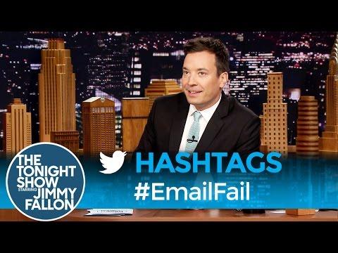 Hashtags: #EmailFail