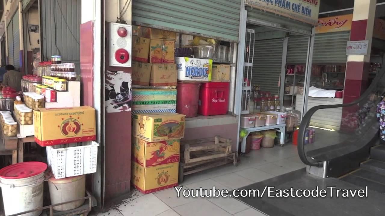 Bien Hoa (Dong Nai) Vietnam  City new picture : Cho Bien Hoa market Dong Nai province Southern Vietnam YouTube