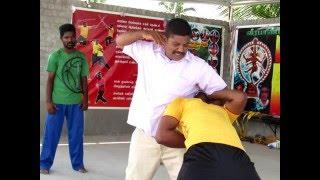 Silambam Kuthuvarisai Hand Broking Technique Varma