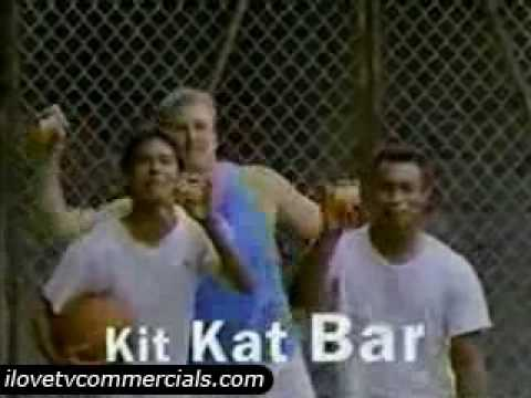 Kit-kat Candy Bar Commercial 1980's video
