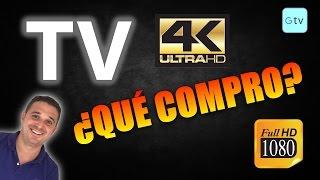 4K vs Full HD (1080p) | ¿Qué diferencias hay? | ¿Qué televisor compro?