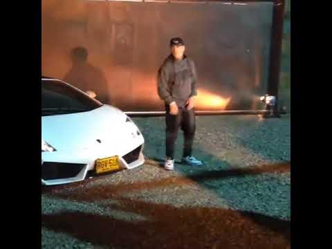 Nicky Jam Grabación Travesuras (Video Preview)