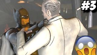 EFSANE BATMAN vs. Falcone ! BATMAN Hikaye 3.Bölüm