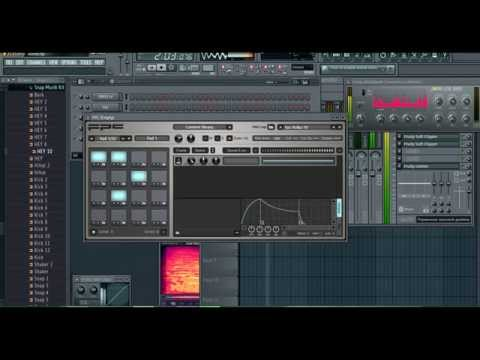 instrumentall wuit FL Studio
