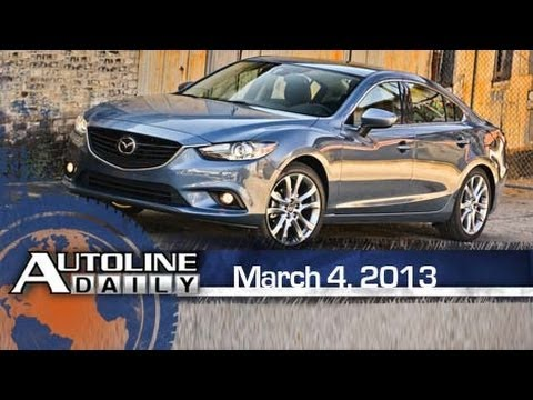 Mazda6: Designer Walk-Around - Episode 1083