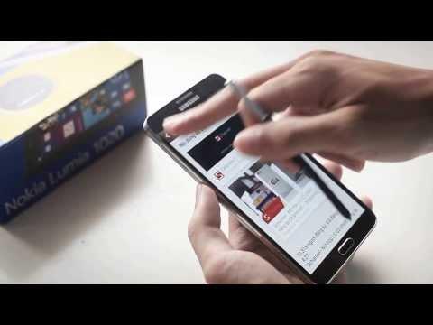 Schannel - Galaxy Note 3 - Đánh giá chi tiết Galaxy Note 3
