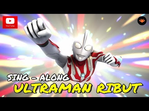Upin & Ipin - Ultraman Ribut (Sing - Along)