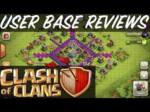 Clash of Clans    Use Base Reviews    mit Areto    LP COC [Deutsch/German HD]