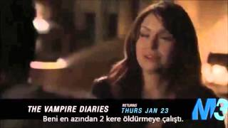 The Vampire Diaries 5x11 Canadian Promo - 500 Years of Solitude TR Altyazılı