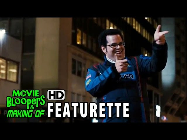 Pixels (2015) Featurette - Meet Ludlow Lamonsoff