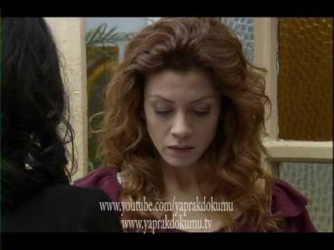 Yaprak Dökümü 173.Bölüm Leyla Ceyda Sahnesi
