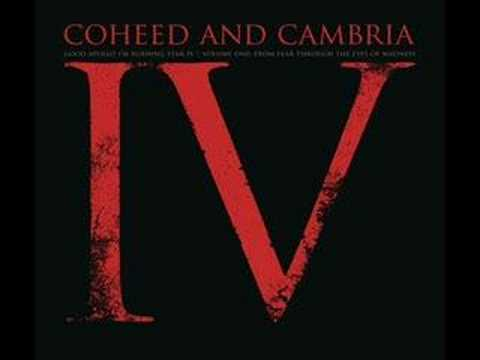 Coheed & Cambria - Wake Up