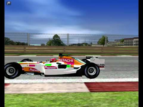 south africa Kyalami ZA SA  formula 1 2005 RH World Championship Season race appena  tempo che hanno ridotto la Mod Season race F1C Racing F1 Challenge 99 02 racesimulations Grand Prix 5 GP 3 2013 2011 2012 1 22 22 14 58 72 13