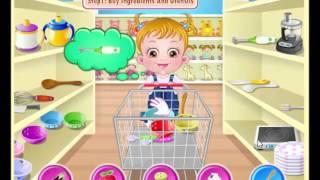 Game bé Hazel đi siêu thị