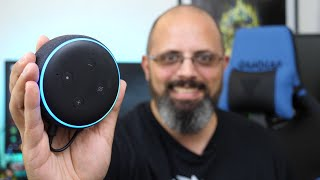 2018 Brand New @Amazon Echo Dot (3 rd) Third Generation Impressions (echo Dot 1 & 2 & Home Mini)