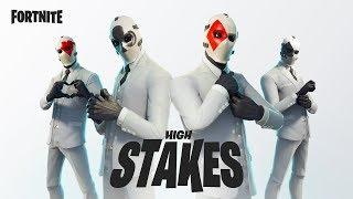 Fortnite Presents: High Stakes