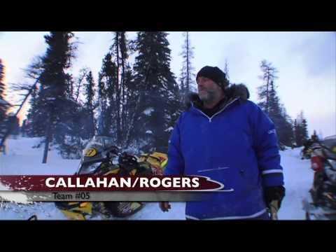 Snowmobiler TV Cain's Quest Show