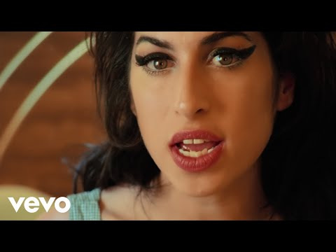 Amy Winehouse - Tears Dry On Their Own