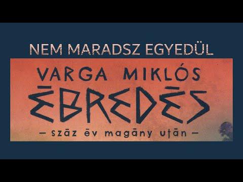 Varga Miklós - Nem maradsz egyedül  (Official Music Video)