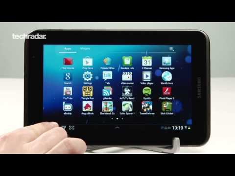 Samsung Galaxy Tab 2 7.0 Review: Price. Specs. Release