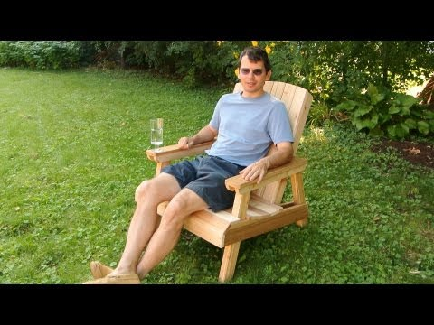 Lawn chair build