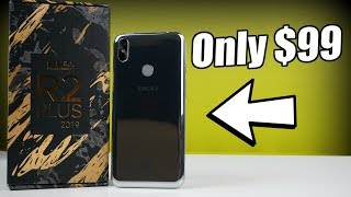 BLU R2 Plus 2019 Unboxing & First Impressions  Only $99!!!