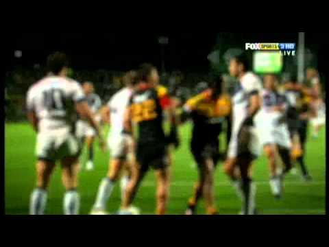 Plays of the week - Super Rugby plays of the year