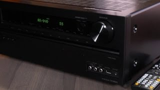 Onkyo TX-NR525 hands-on