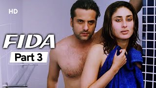 Fida - Movie In Parts 03 - Kareena Kapoor - Shahid Kapoor - Bollywood Romantic Movie