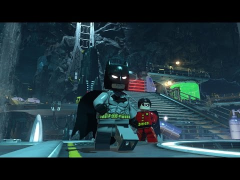 Check Out Vehicles in Action From Lego Batman 3 - Comic Con 2014