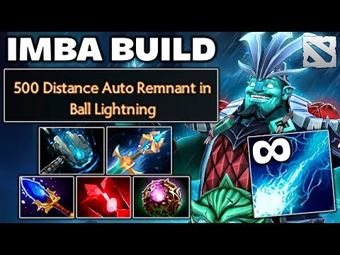 Abed Storm Spirit IMBA Build Patch 7.07 Dota 2