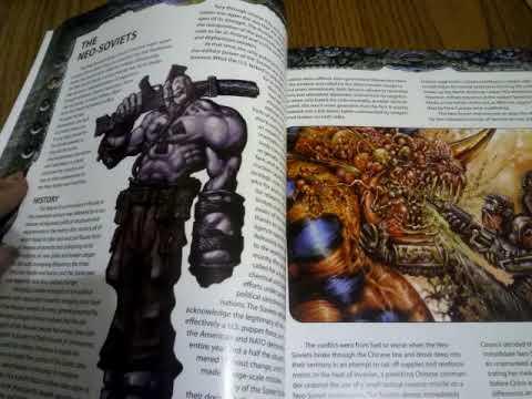 Vor the Maelstrom: best setting for all sci fi battles