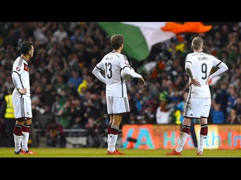 Ireland Vs Germany 1 0 2015   All Goals & Highlights Euro Qualification 08 10 2015