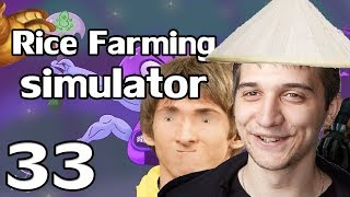 Arteezy - Best Moments #33 - RICE FARMING SIMULATOR ft DISCOUNT DENDI