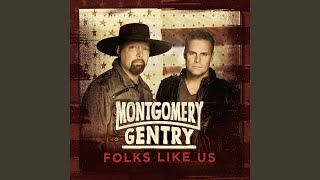 Montgomery Gentry In A Small Town