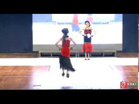 Senorita Theme - Idt Gujarat Kids Fashion Week 2015 video