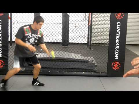 Clinch Gear MMA Technique of the Week - Coordination Drill Image 1