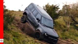 2020 Land Rover Defender Will Star In James Bond Movie Called No Time To Die