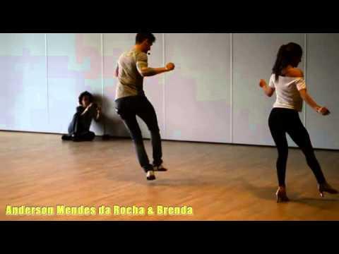 LSF13 - Anderson Mendes - Samba no pe