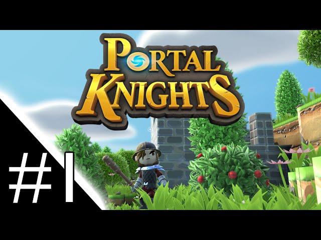 Руководство запуска: Portal Knights по сети