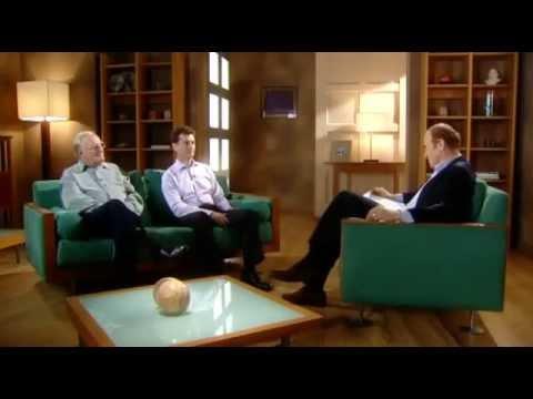 Интервью:  Аллен Карр и Робин Хейли,  Легкий Способ бросить курить.